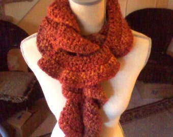 Timeless Spiral Scarf for the hard-to-shop-for
