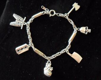Creepiest Charm Bracelet
