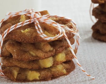 Cinnamon Apple Cookies