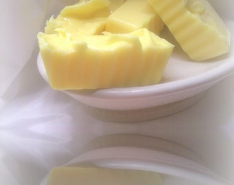 lemongrass goats milk glycerin soap, health and beauty