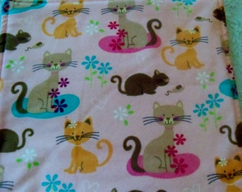 Pretty Kitty! Refillable Catnip Mat