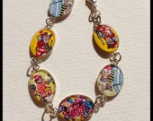 Where's Wally Comicbook Bracelet