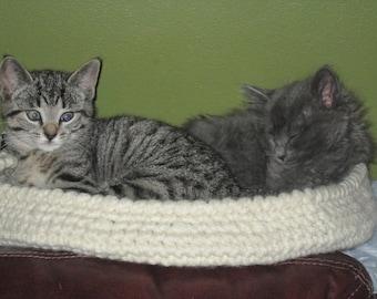 PATTERN Crochet Cozy Pet Bed- small animals