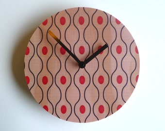 Objectify Texture Wall Clock