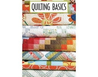 Quilting Basics Pocket Guide Laminated reference tool