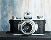 Vintage Kodak Camera Still Life, Retro Camera Still Life Photograph, Industrial Urban Home Decor, 5x7