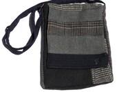 Small iPad Messenger Bag