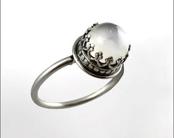 Moonstone Antique Ring