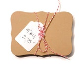 Kraft bracket label top notes. Kraft Escort Cards Gift Tags. Kraft Place Cards - Escort Cards, Wedding Place Cards, Seating Card Baby Shower