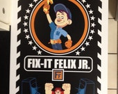 Wreck-It Ralph movie poster print