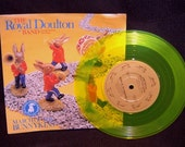 Royal Doulton Bunnykins Oompah Band March of the Bunnykins 33 1/3 record