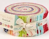 Miss Kate jelly roll by Bonnie and Camille for Moda fabric