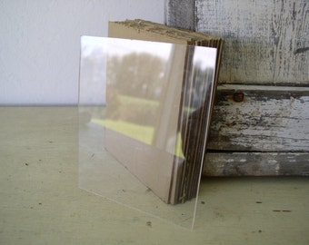 Clear Acrylic Plastic Sheets for Crafting