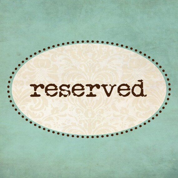 5 - Reserved for Simply Southern
