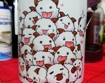 Poro Bunch - League of Legends coffee mug
