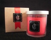 CRANBERRY POMEGRANATE candle, 8 oz, optional gift box