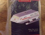 Hallmark Ornament Star Trek Shuttlecraft Galileo