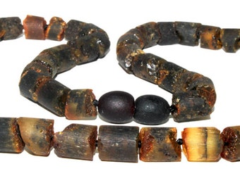 Baltic Amber Necklace for Men