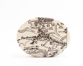 LOTR Lord of the Rings Map Box - Seek for the Sword -  J.R.R. Tolkien - Decorative Box - Trinket Box - Literary Gift