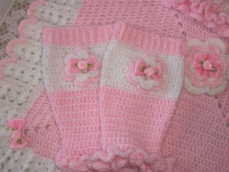 Crochet Baby Girl Flower Carrier CarSeat by MADEWITHLOVEBYSUZIEQ