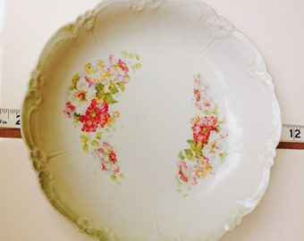 MEDIUM SIZE EDWARDIAN Bowl from my Great-Grandmother's cupboard.