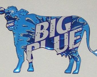 Cow Magnet - Big Blue Cream Soda