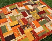 Chopping Block Quilt Pattern Easy Beginner - paper file