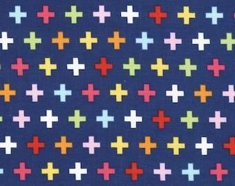 Navy Remix Crosses from Robert Kaufman