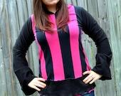 Trista's Women's Knit Pixie T-shirt PDF Pattern Sizes XS to XL