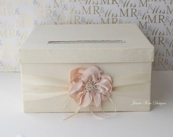 Wedding Card Box Card holder Money Box