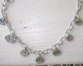 Seven deadly sins Charm bracelet