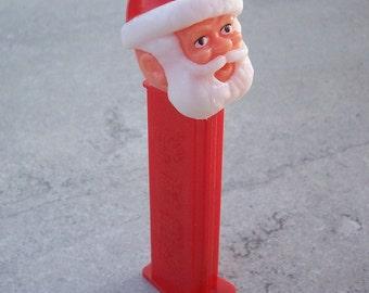 Santa Claus Pez Dispenser  1980