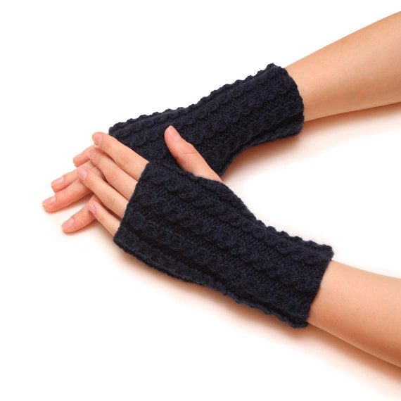 Autumn fingerless gloves - spring fingerless gloves, summer armwarmers, winter wrist warmers, womens arm warmers, women fingerless
