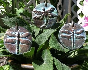 Dragonfly Garden Marker