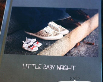 Custom Baby Book With YOUR Photos, Journaling Pages and other Custom Pages