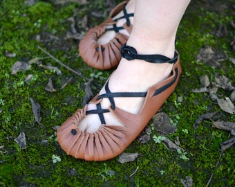 Leiden: Bronze Age Handmade Leather Shoe
