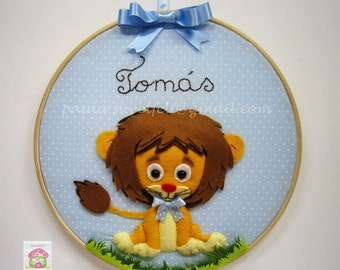 Frames that tell stories - The Cute  Lion