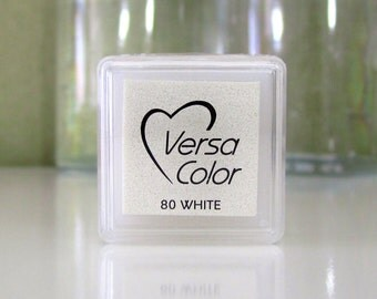 Pigment Ink Pad White Versa-Color