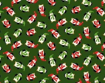Makower Mini Christmas - Penguin