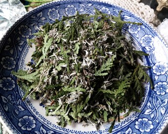 Cedar N Sage Mix, Loose, Smells Great, Inscense, Smudging, Potpourri, Alter Supply,Money Attracting Cedar and Negativity Reducing Sage,2bg