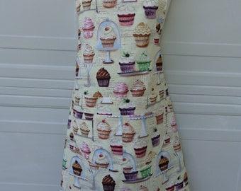 Apron: Cupcake