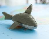 Shark Stuffed Toy