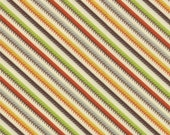 S'More Love - Happy Trails Stripes - Eric and Julie Comstock for Moda - 37078-11 -  1/2 Yard