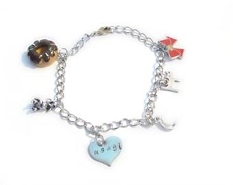 Usagi's Charm Bracelet