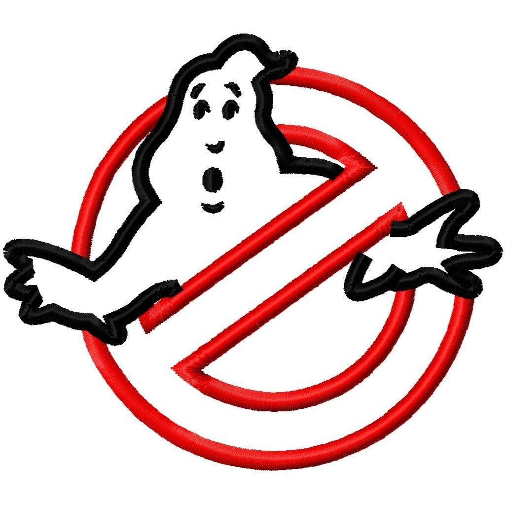 Ghost Catcher Applique Machine Embroidery Design by AppliqueCandy: https://etsy.com/listing/183879932/ghostbusters-applique-machine...