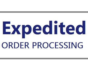 Expedited Rush Order Processing