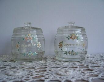 Nursery Jars- Free Shipping