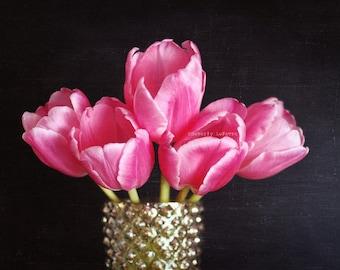 nature, flowers, spring, tulips, Beverly LeFevre, fine art photography