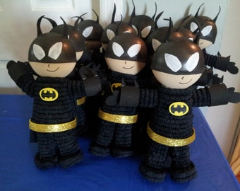 1 Large Superhero party centerpiece  decoration Batman