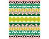 Pattern Block I - Print